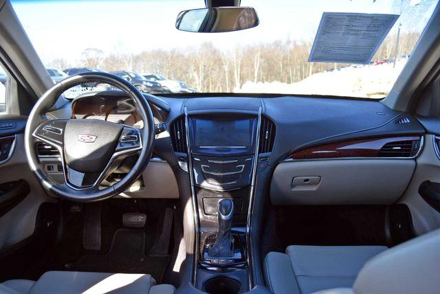 2016 Cadillac ATS Sedan Luxury Collection Naugatuck, Connecticut 16