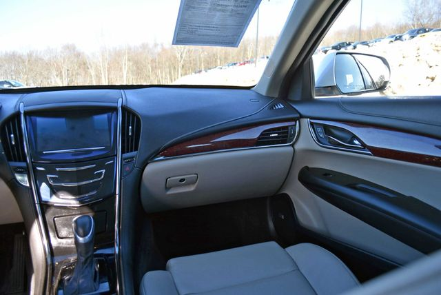 2016 Cadillac ATS Sedan Luxury Collection Naugatuck, Connecticut 17