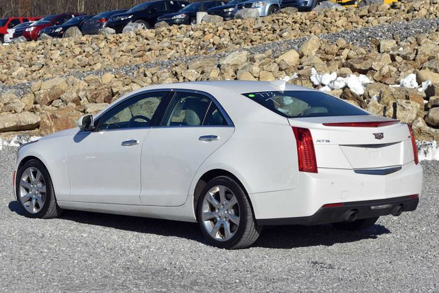 2016 Cadillac ATS Sedan Luxury Collection Naugatuck, Connecticut 2