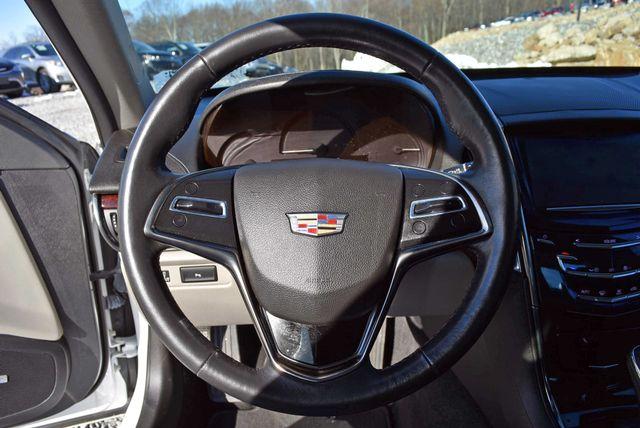2016 Cadillac ATS Sedan Luxury Collection Naugatuck, Connecticut 21