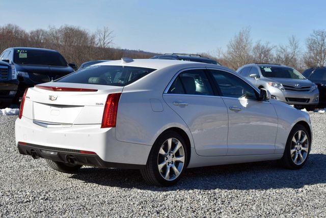 2016 Cadillac ATS Sedan Luxury Collection Naugatuck, Connecticut 4