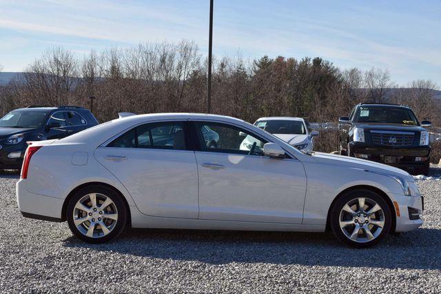 2016 Cadillac ATS Sedan Luxury Collection Naugatuck, Connecticut 5