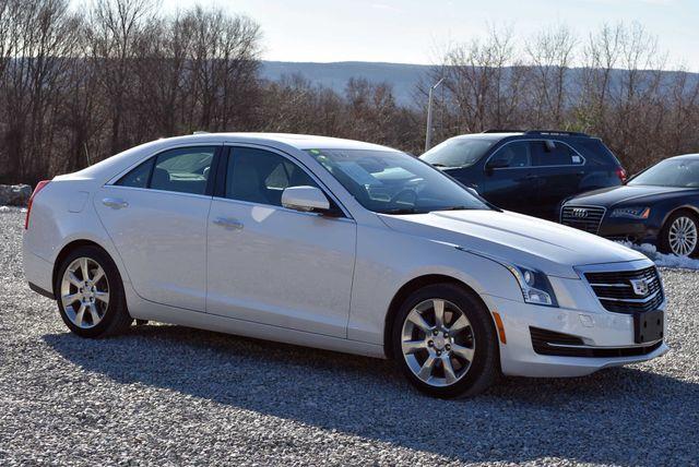2016 Cadillac ATS Sedan Luxury Collection Naugatuck, Connecticut 6