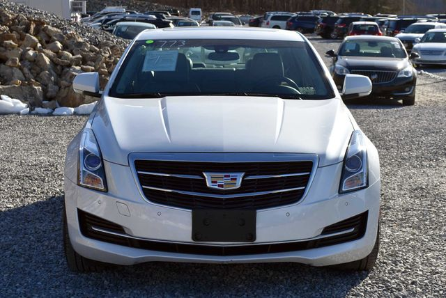 2016 Cadillac ATS Sedan Luxury Collection Naugatuck, Connecticut 7