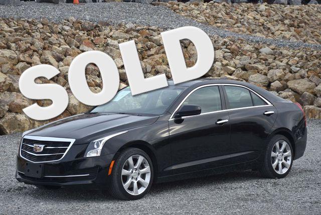 2016 Cadillac ATS Sedan AWD Naugatuck, Connecticut