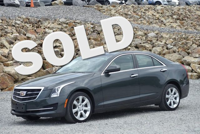 2016 Cadillac ATS Sedan AWD Naugatuck, Connecticut
