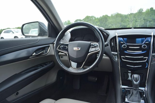 2016 Cadillac ATS Sedan AWD Naugatuck, Connecticut 14