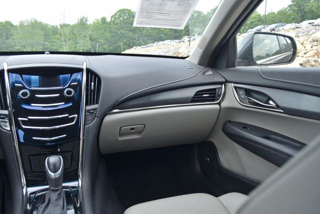 2016 Cadillac ATS Sedan AWD Naugatuck, Connecticut 16