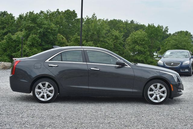 2016 Cadillac ATS Sedan AWD Naugatuck, Connecticut 5
