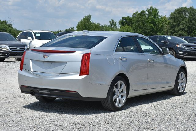 2016 Cadillac ATS Sedan Naugatuck, Connecticut 4