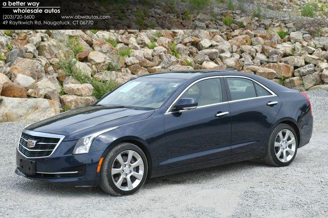 2016 Cadillac ATS Sedan Luxury Collection AWD Naugatuck, Connecticut
