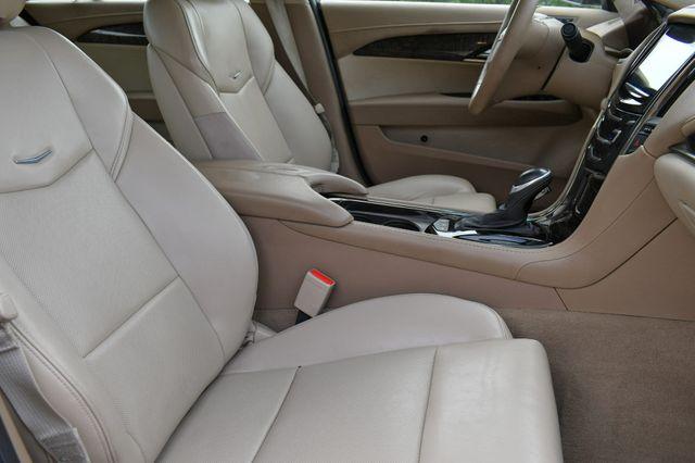 2016 Cadillac ATS Sedan Luxury Collection AWD Naugatuck, Connecticut 10