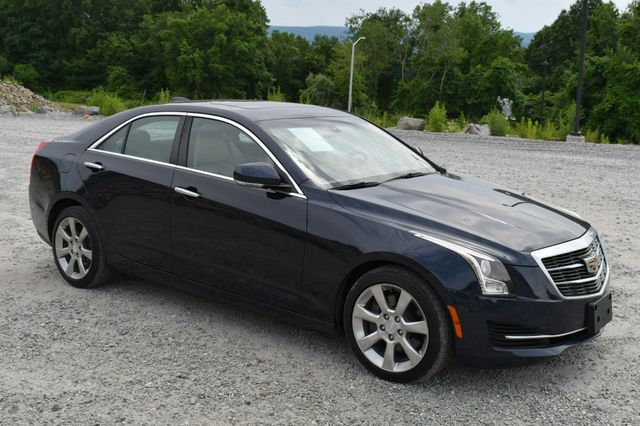 2016 Cadillac ATS Sedan Luxury Collection AWD Naugatuck, Connecticut 8