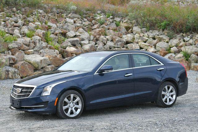 2016 Cadillac ATS Sedan Luxury Collection AWD Naugatuck, Connecticut 2