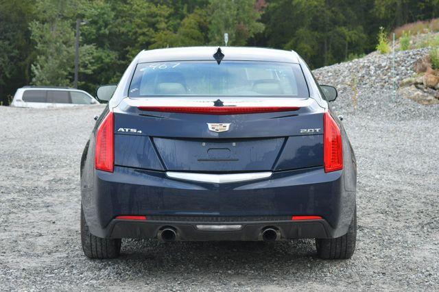 2016 Cadillac ATS Sedan Luxury Collection AWD Naugatuck, Connecticut 5