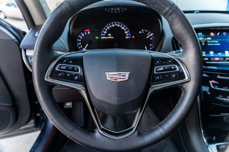2016 Cadillac ATS Sedan LUXURY COLLECTION NAV LOADED 1 OWNER CLEAN CARFAX in Rowlett, Texas