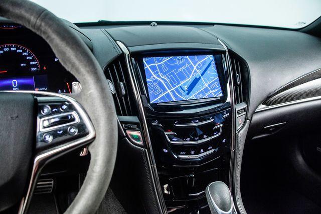 2016 Cadillac ATS-V Sedan w/ Carbon Fiber Pkg. in Addison, TX 75001