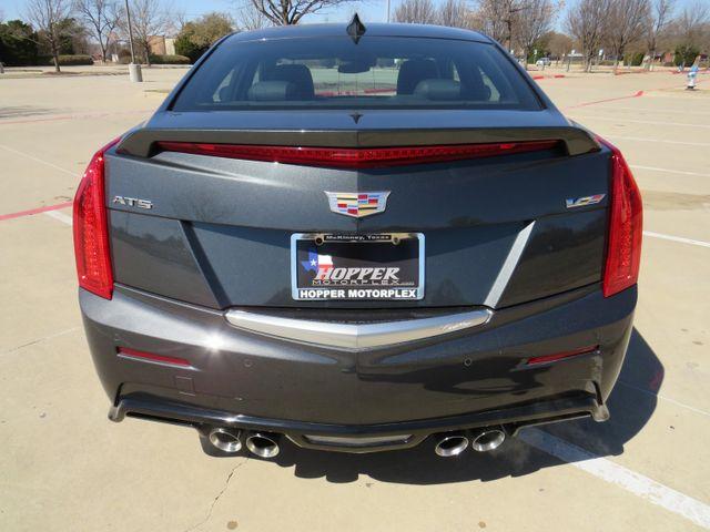 2016 Cadillac ATS-V Base in McKinney, Texas 75070