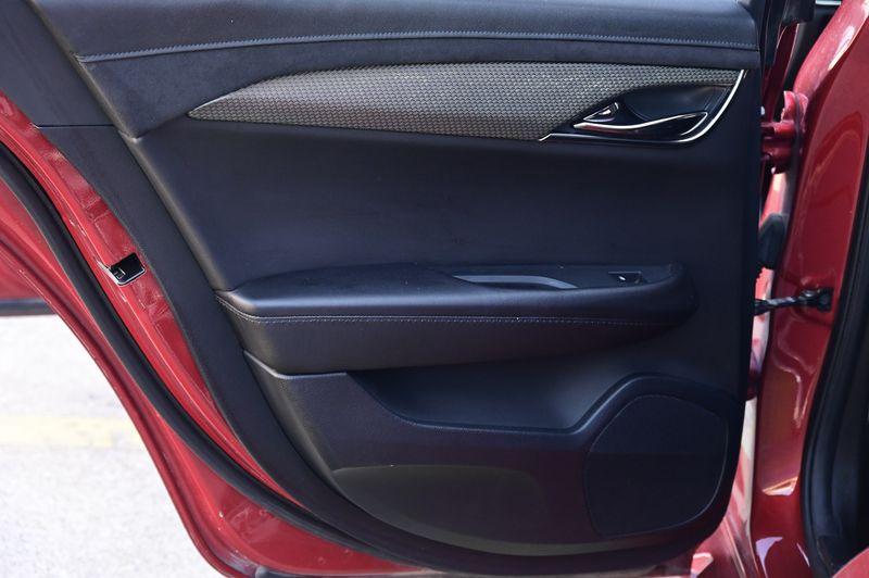 2016 Cadillac ATS-V 3.6L V6 TWIN TURBO, NAVIGATION, 8-SPEED AUTO,CLEAN in Rowlett, Texas