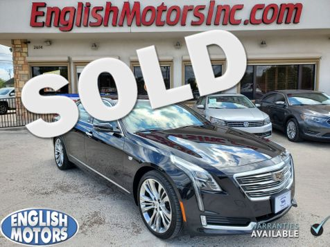2016 Cadillac CT6 Platinum AWD in Brownsville, TX