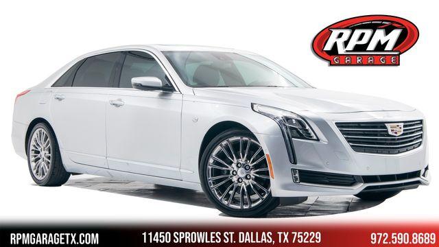 2016 Cadillac CT6 Luxury AWD in Dallas, TX 75229
