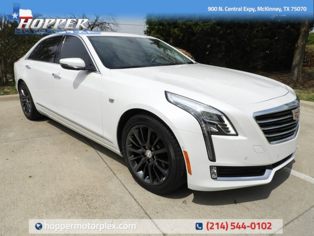 2016 Cadillac CT6 2.0L Turbo Luxury