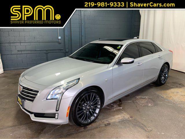 2016 Cadillac CT6 Premium Luxury AWD
