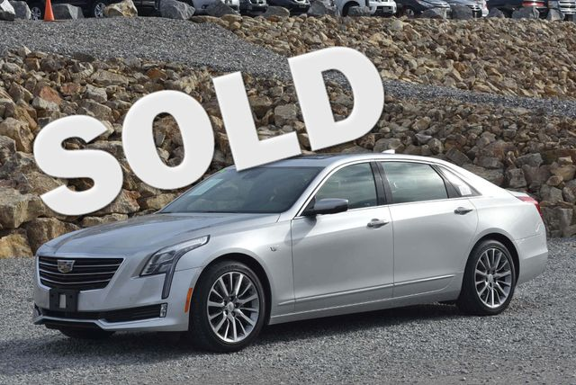 2016 Cadillac CT6 Sedan Premium Luxury AWD Naugatuck, Connecticut