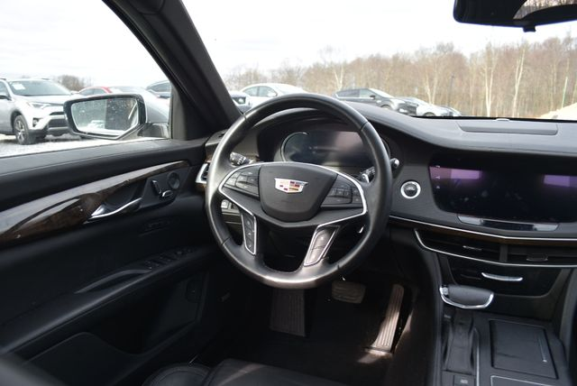 2016 Cadillac CT6 Sedan Premium Luxury AWD Naugatuck, Connecticut 10