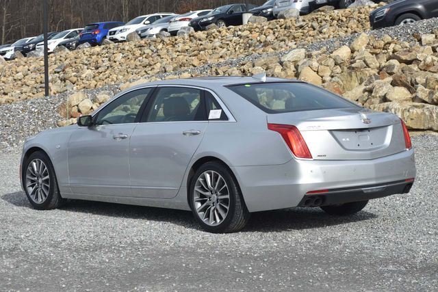 2016 Cadillac CT6 Sedan Premium Luxury AWD Naugatuck, Connecticut 2