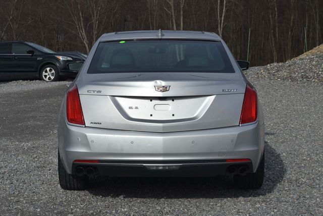 2016 Cadillac CT6 Sedan Premium Luxury AWD Naugatuck, Connecticut 3