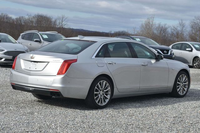 2016 Cadillac CT6 Sedan Premium Luxury AWD Naugatuck, Connecticut 4