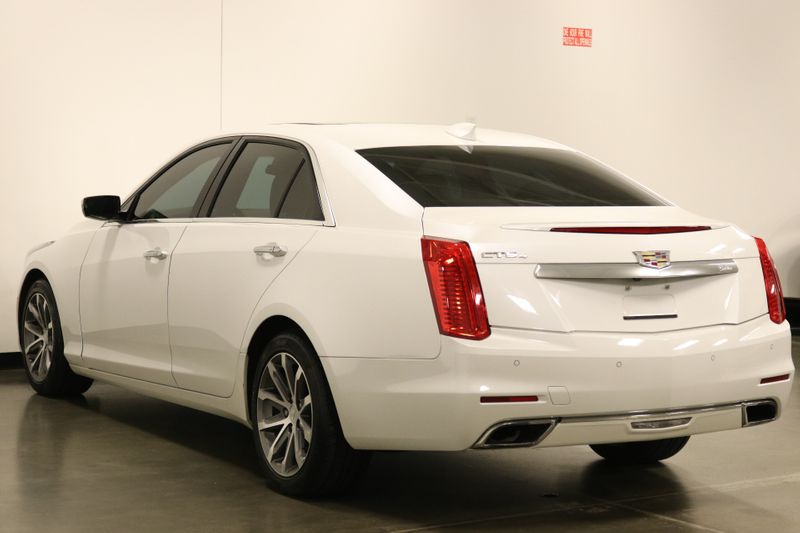2016 Cadillac CTS 4 Sedan Luxury Collection AWD  city NC  The Group NC  in Mansfield, NC