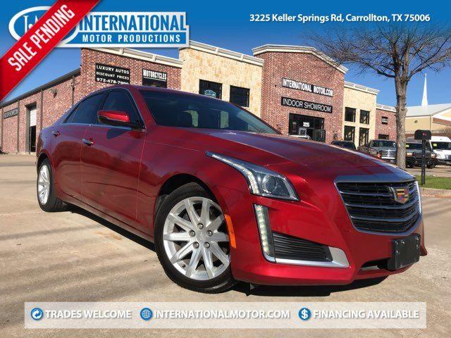 2016 Cadillac CTS Base in Carrollton, TX 75006