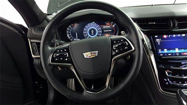2016 Cadillac CTS 2.0L Turbo Premium in McKinney, Texas 75070