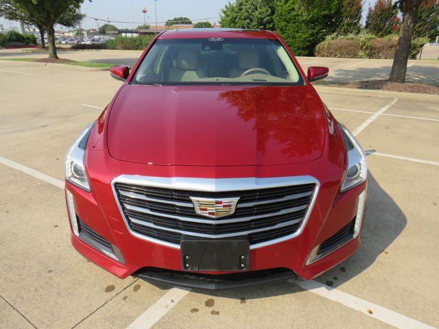 2016 Cadillac CTS 3.6L Twin Turbo V-Sport in McKinney, Texas 75070