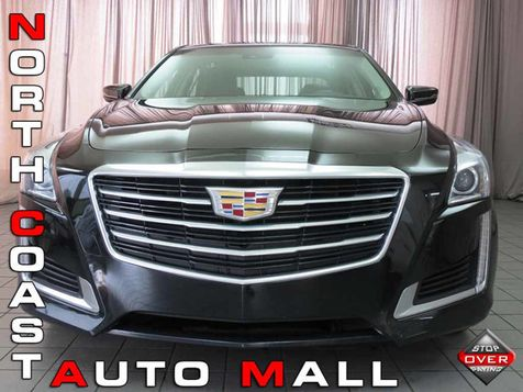 2016 Cadillac CTS Sedan Luxury Collection AWD in Akron, OH