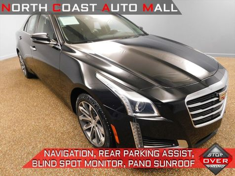 2016 Cadillac CTS Sedan Luxury Collection AWD in Bedford, Ohio