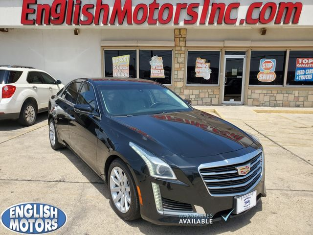 2016 Cadillac CTS Sedan RWD