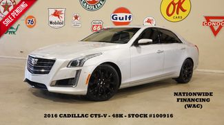 2016 Cadillac CTS Sedan V-Sport Premium RWD HUD,ULTRA ROOF,360 CAM,48K in Carrollton, TX 75006