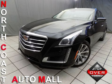 2016 Cadillac CTS Sedan Luxury Collection AWD in Cleveland, Ohio