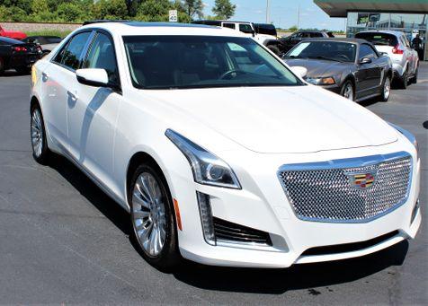2016 Cadillac CTS Sedan Luxury Collection AWD | Granite City, Illinois | MasterCars Company Inc. in Granite City, Illinois