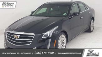 2016 Cadillac CTS Sedan Luxury Collection RWD  city Louisiana  Billy Navarre Certified  in Lake Charles, Louisiana