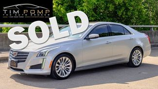 2016 Cadillac CTS Sedan Luxury Collection RWD | Memphis, Tennessee | Tim Pomp - The Auto Broker in  Tennessee