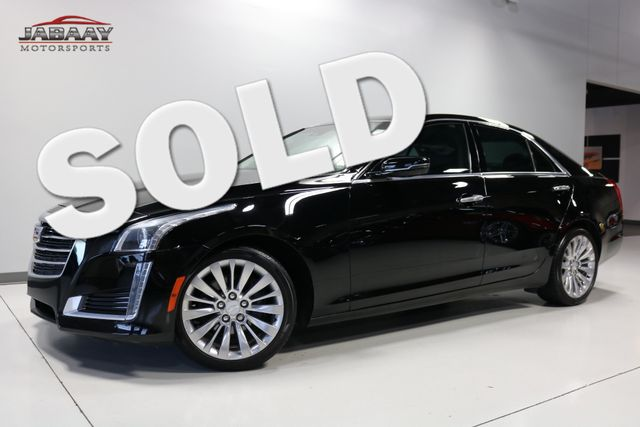 2016 Cadillac CTS Sedan Luxury Collection AWD Merrillville, Indiana