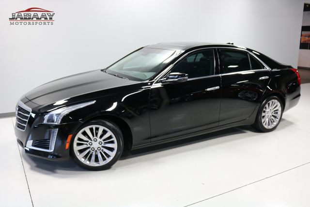 2016 Cadillac CTS Sedan Luxury Collection AWD Merrillville, Indiana 29