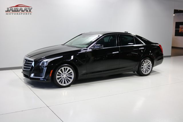 2016 Cadillac CTS Sedan Luxury Collection AWD Merrillville, Indiana 34