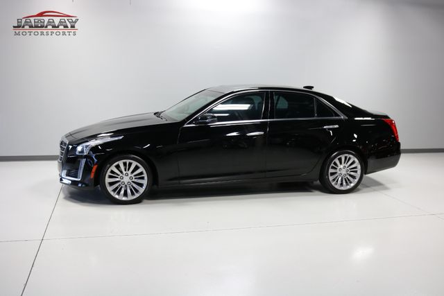 2016 Cadillac CTS Sedan Luxury Collection AWD Merrillville, Indiana 35