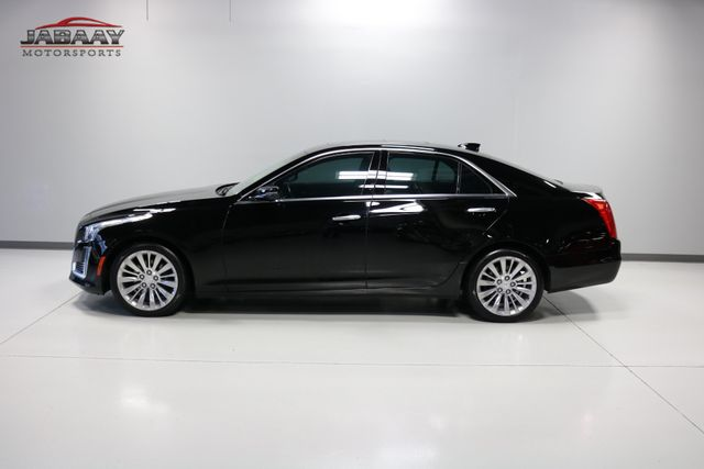 2016 Cadillac CTS Sedan Luxury Collection AWD Merrillville, Indiana 36