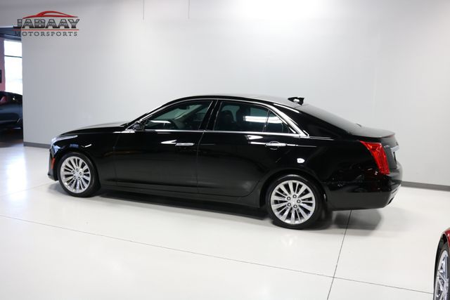 2016 Cadillac CTS Sedan Luxury Collection AWD Merrillville, Indiana 37